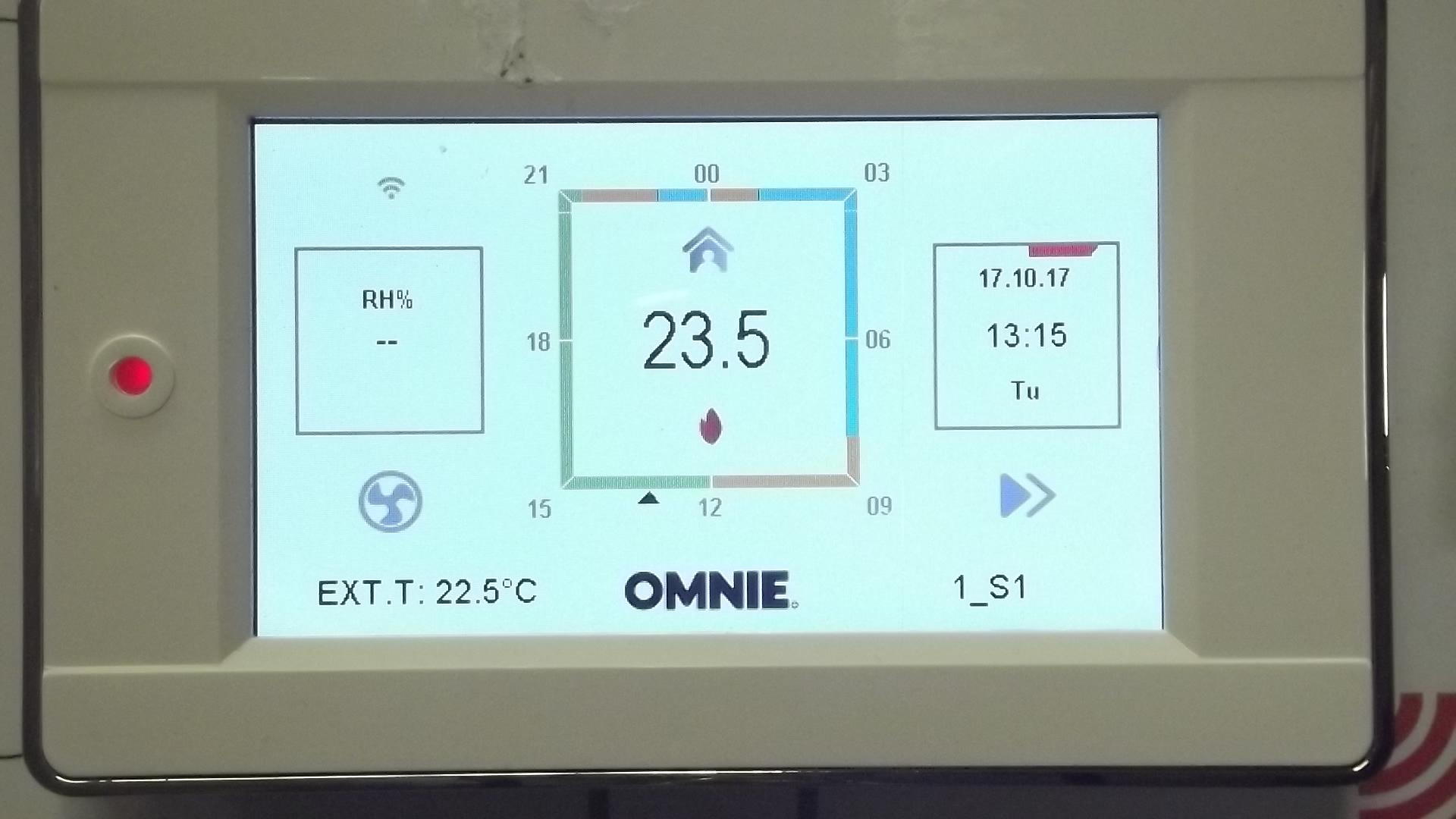 Omnie Network Controls Install Guide – OMNIE